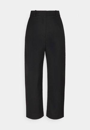 Kalhoty - black