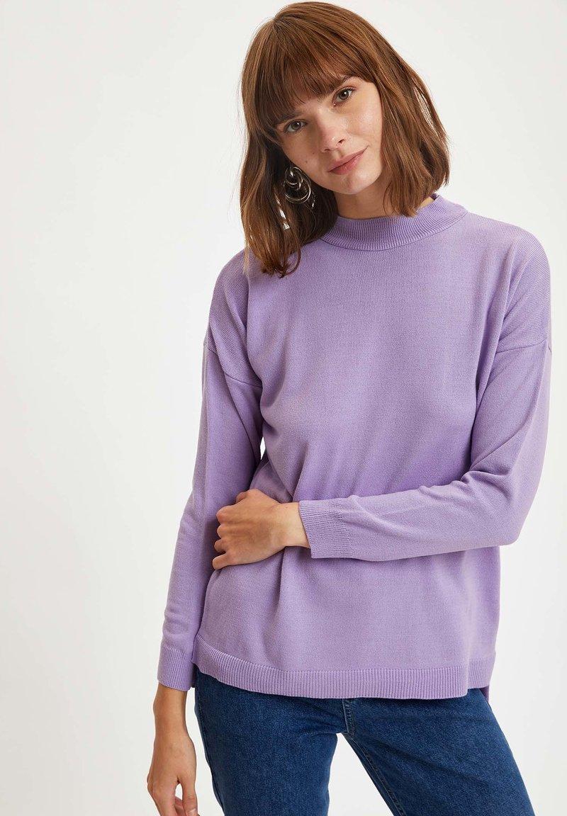 DeFacto - Maglione - purple