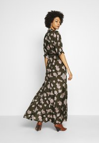 Kaffe - KAVELANA DRESS - Maxi-jurk - grape leaf - 2