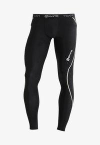 Skins - DNAMIC TEAM LONG - Leggings - black - 8