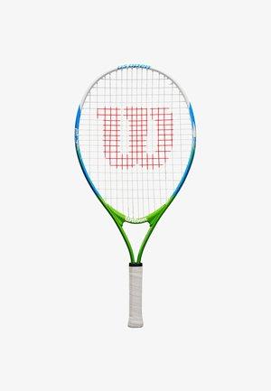 US OPEN 23 - Tennis racket - blue/green