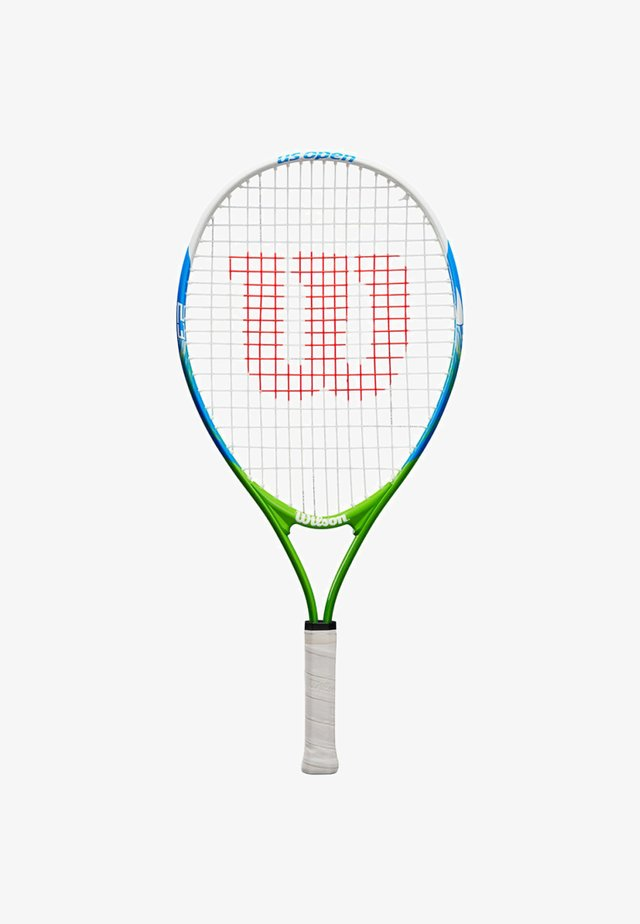 US OPEN 23 - Tennis racket - blue/green