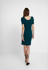 Dorothy Perkins - PUFF SLEEVE BODYCON - Etuikjoler - green - 3