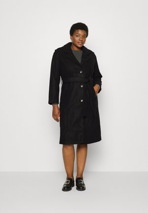 CAREMMA - Classic coat - black