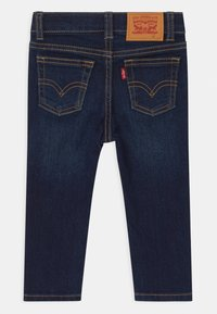 Levi's® - SKINNY - Jeans Skinny Fit - dark-blue denim - 1