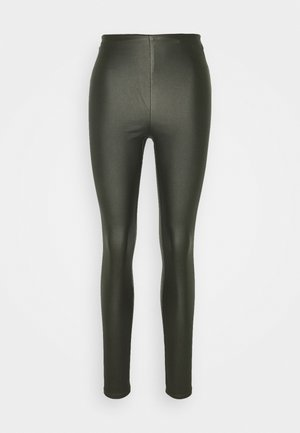 VICOMMIT  - Leggings - Trousers - forest night