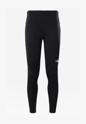 W RESOLVE TIGHT - EU - Leggings - tnf black