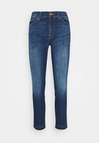 7 for all mankind - ROXANNE ANKLE UNROLLED - Slim fit jeans - lexington - 0