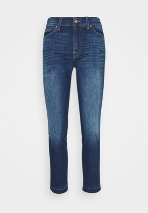 ROXANNE ANKLE UNROLLED - Slim fit jeans - lexington