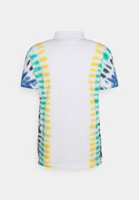 Tommy Jeans - TIE DYE UNISEX - Polo shirt - multi-coloured - 1
