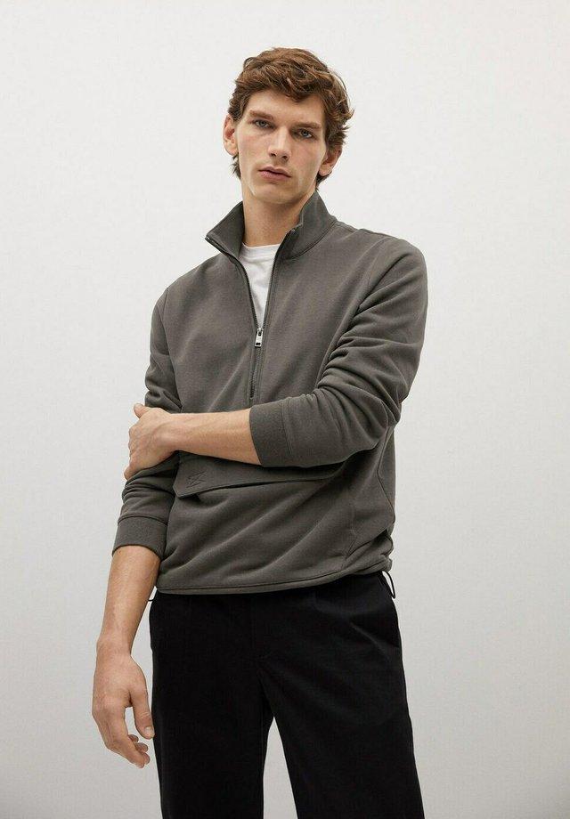 OSLO - Sweatshirt - khaki