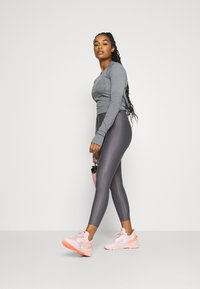 Sweaty Betty - HIGH SHINE 7/8 WORKOUT LEGGINGS - Leggings - moonrock purple - 1