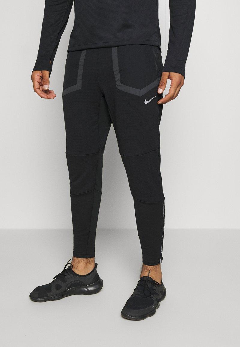 Nike Performance - ELITE PANT  - Pantalones deportivos - black/smoke grey