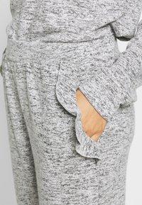 Anna Field - SET - Pyžamová sada - mottled grey - 6