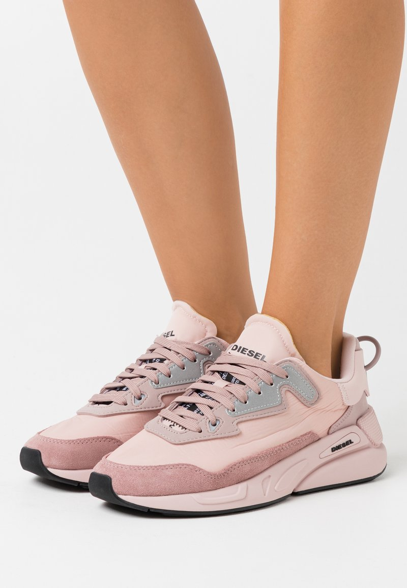 Diesel - SERENDIPITY S-SERENDIPITY LC W SNEAKERS - Trainers - peach