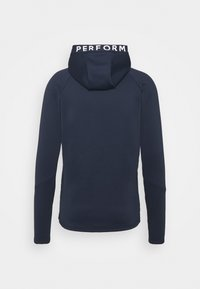 Peak Performance - RIDER ZIP HOOD - Fleece jacket - blue shadow - 1