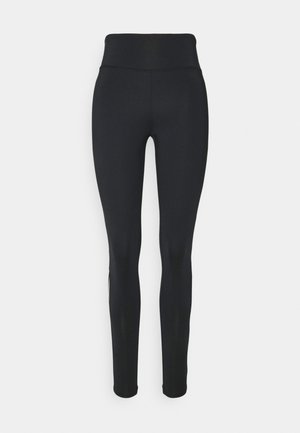 KEY HOLE LEGGINGS - Tights - black
