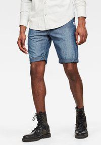 G-Star - LOIC N - Shorts - faded navy - 0