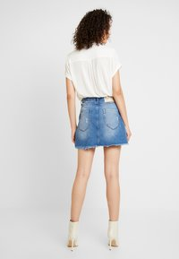 One Teaspoon - HOLLYWOOD MID RISE RELAXED MINI SKIRT - A-linjainen hame - hollywood - 2