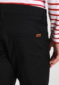 Carhartt WIP - VICIOUS PANT LAMAR - Trousers - black rinsed - 4
