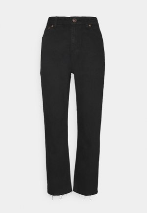 PAX - Straight leg jeans - clean black