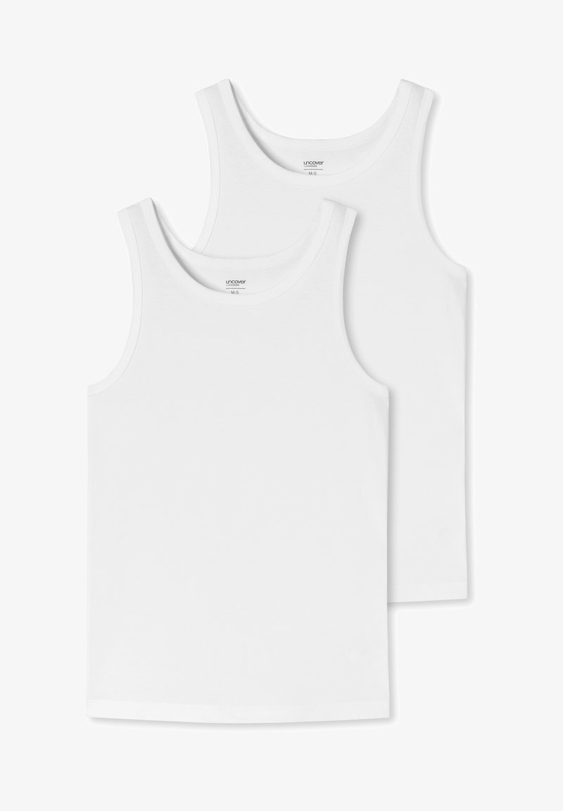 uncover by Schiesser - UNCOVER - Undershirt - weiss