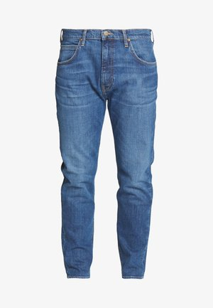 AUSTIN - Jeans a sigaretta - mid worn foam