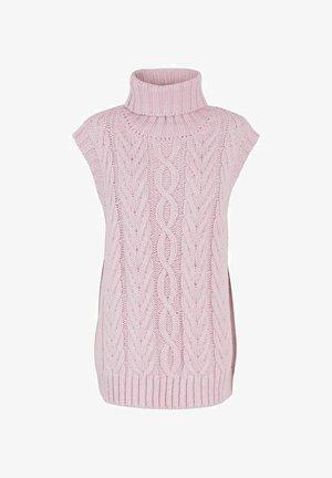 Waistcoat - pastel lavender