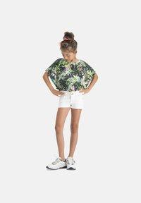 Vingino - Print T-shirt - multicolor green - 1