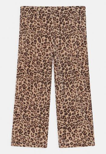 MINI PANTS - Trousers - brown
