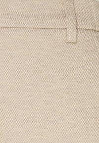 Opus - MELINA CITY - Trousers - creamy camel - 2
