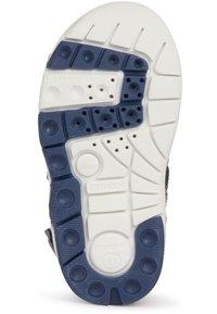 Geox - S. MULTY - Walking sandals - navy - 4