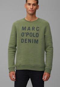 Marc O'Polo DENIM - Sweatshirt - utility olive - 0