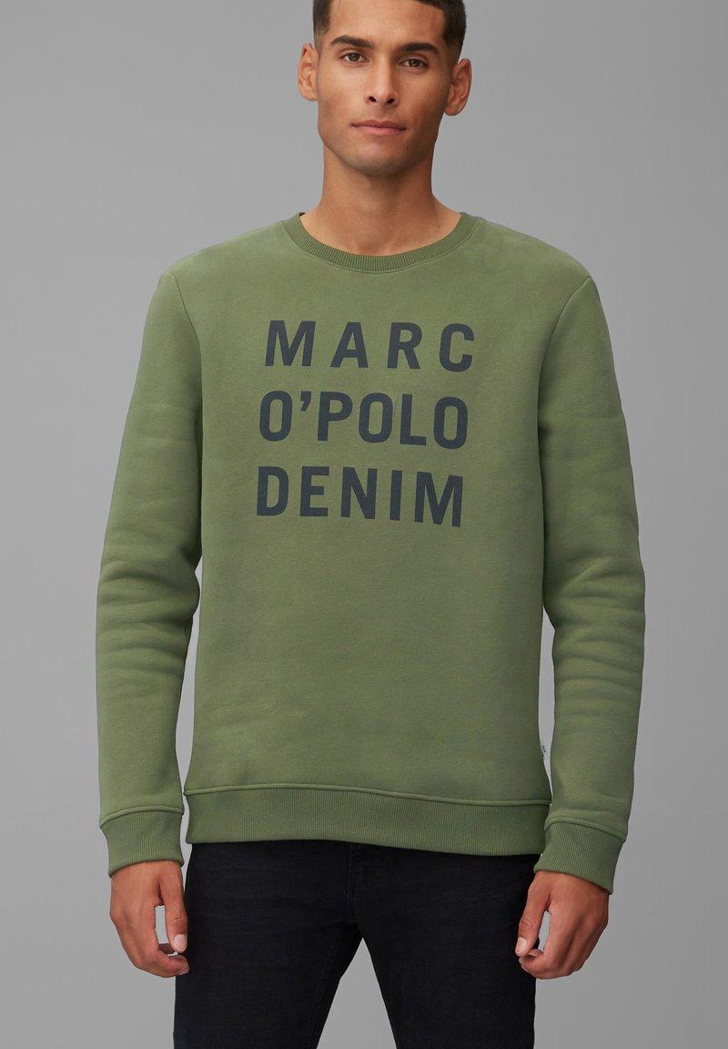Marc O'Polo DENIM - Sweatshirt - utility olive