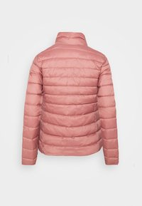 ONLY - ONLNEWTAHOE QUILTED JACKET - Light jacket - withered rose - 7