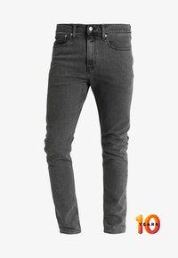 Calvin Klein Jeans - 016 SKINNY - Skinny džíny - copenhagen grey - 4