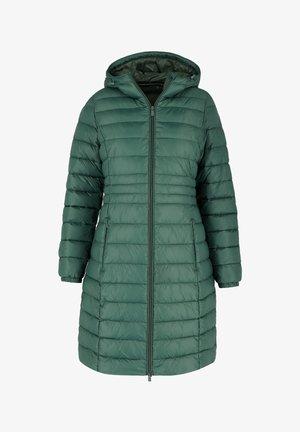 Winter coat - green dark