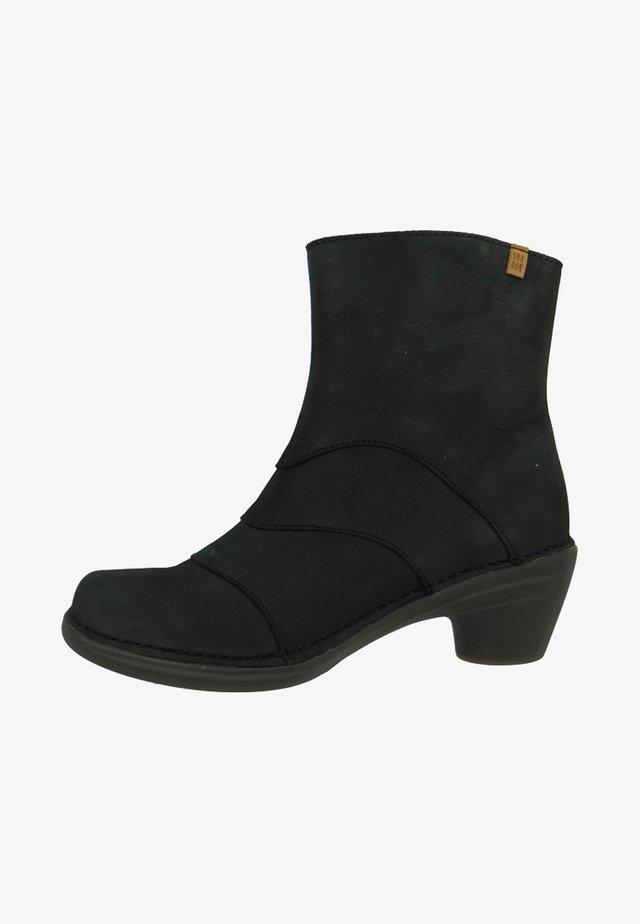 DAMEN - Korte laarzen - black