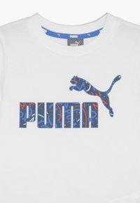 Puma - MINICATS ALPHA SET - Survêtement - white - 4