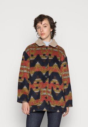 ONLINDIANA JACKET - Krótki płaszcz - multi color
