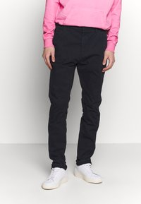 HUGO - GLEN - Chinos - dark blue - 0