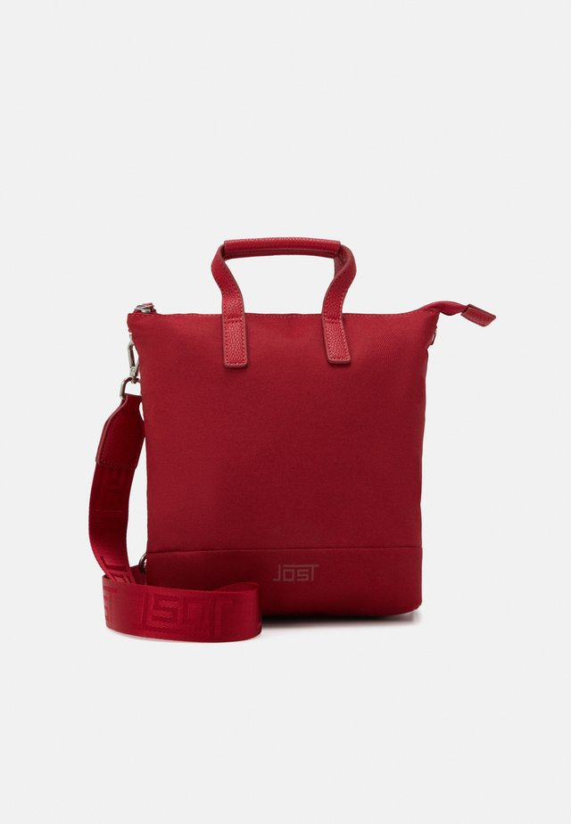 X CHANGE BAG MINI - Håndtasker - red