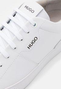 HUGO - Sneakers laag - white - 5