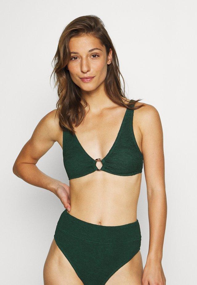 INDIO HILLS  - Top de bikini - green