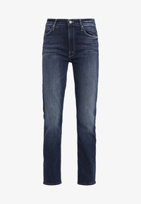 Mother - THE MID RISE DAZZLER ANKLE - Straight leg jeans - on the edge - 4