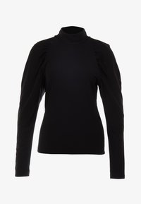 Gestuz - RIFA TURTLENECK - Sweatshirt - black - 5