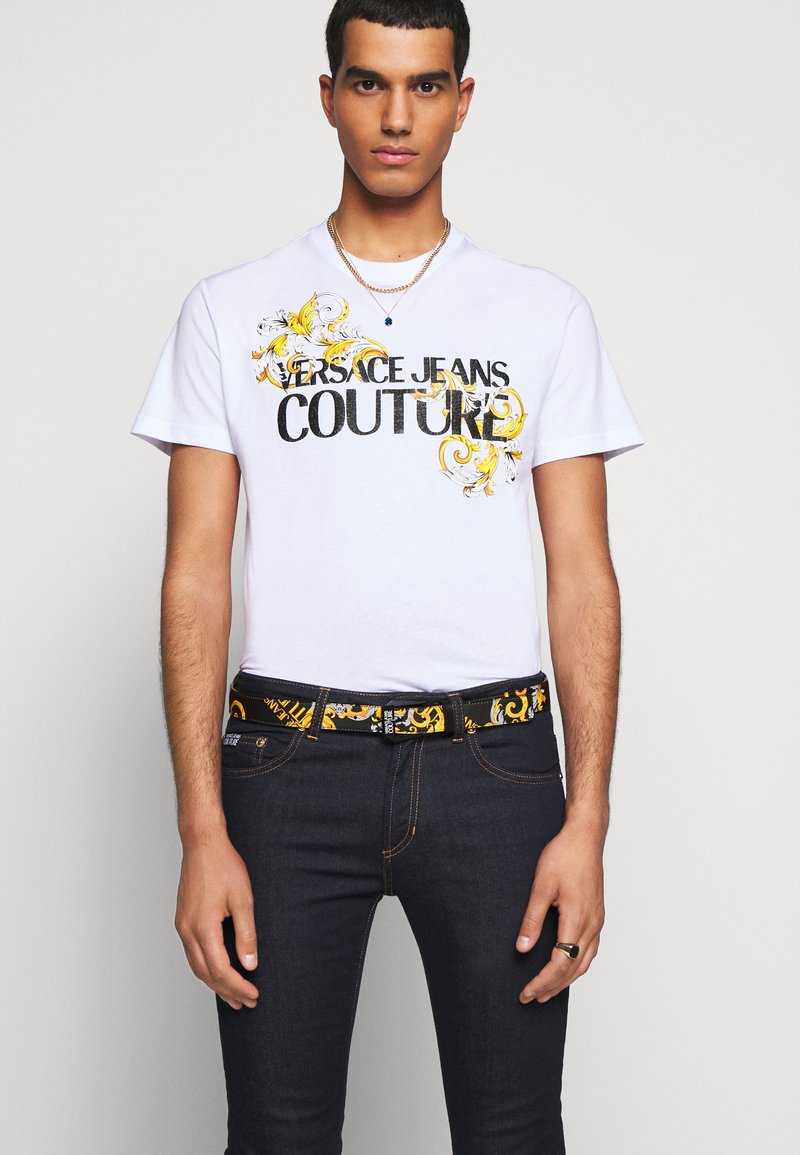 Versace Jeans Couture - Vyö - black/gold