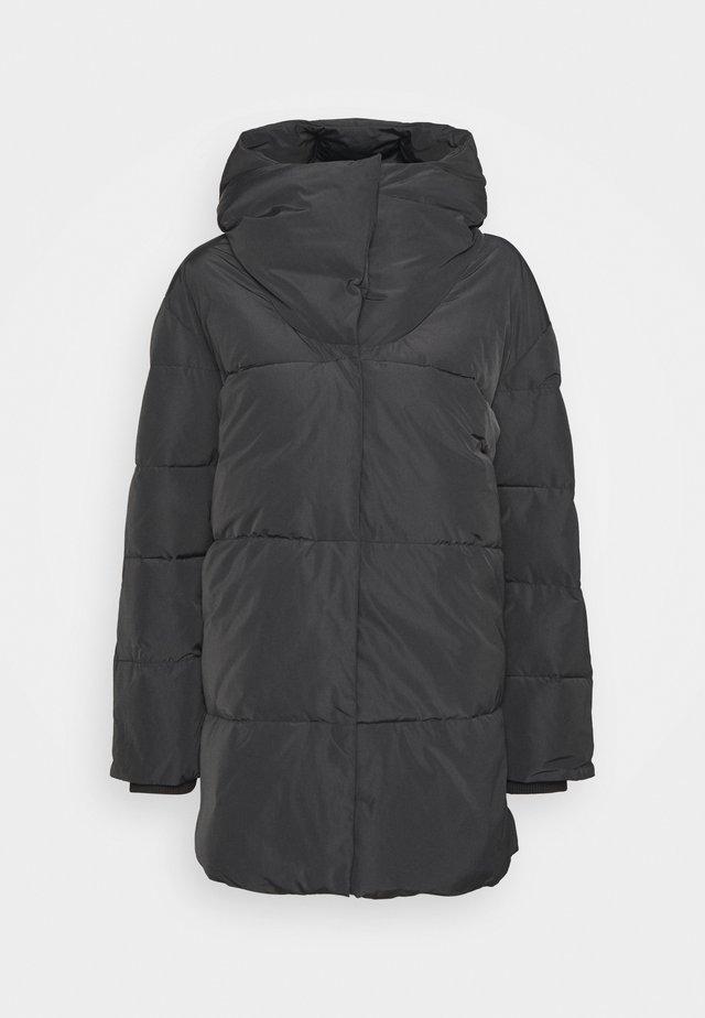 PATH WOMAN COAT - Cappotto invernale - black