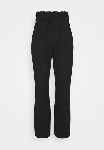 ONLKIRAS LIFE PANTS - Trousers - black