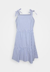 Monki - THELMA SUMMER DRESS - Kjole - blue medium - 3